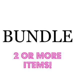 Jewelry - Bundle and SAVE!!!